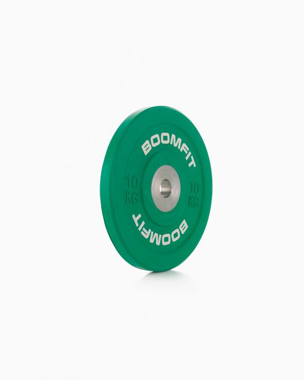 Wettkampf-Hantelscheiben 10kg