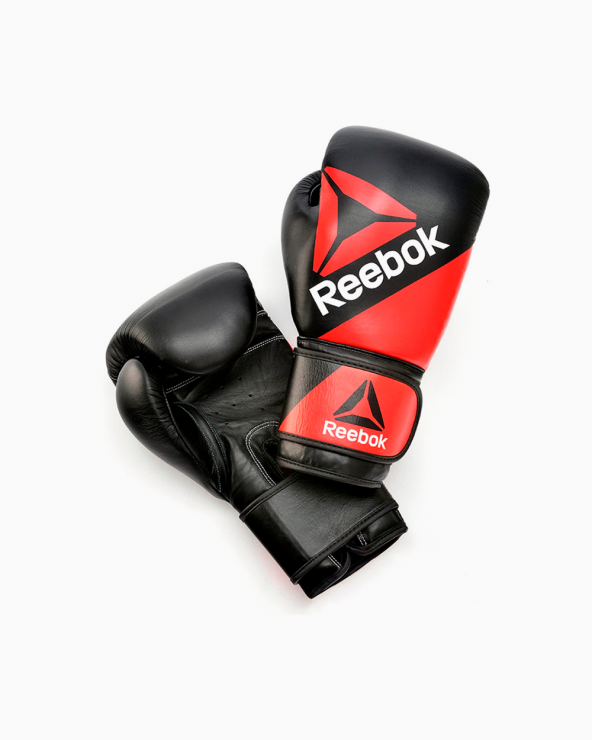 Leather Boxing Gloves 10oz...
